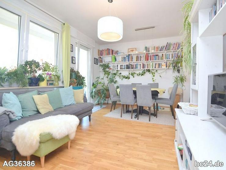 Modern und geschmackvoll möblierte Wohnung mit WLAN und Balkon nach Hauptbahnhof