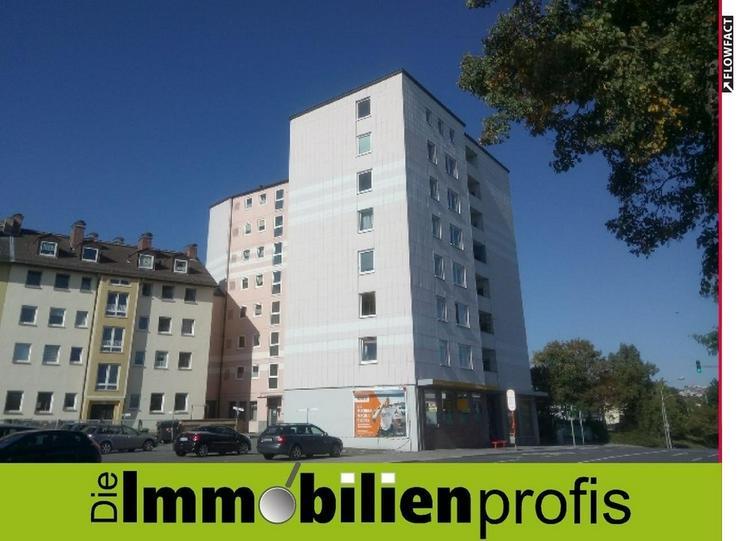 Vielseitig nutzbar - Büro- oder Praxisräume Hans-Böckler-Straße in Hof