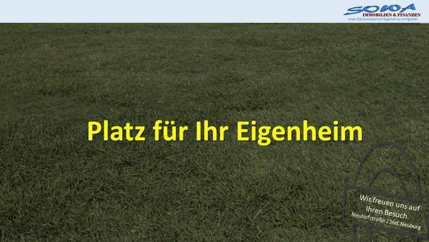 Baugrundstück in Ingolstadt - Ein Objekt von Ihrem Immobilienexperten SOWA Immobilien und...