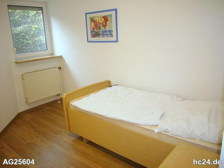 Schön und günstig wohnen in Erlangen möblierte Wohnung für Pendler.