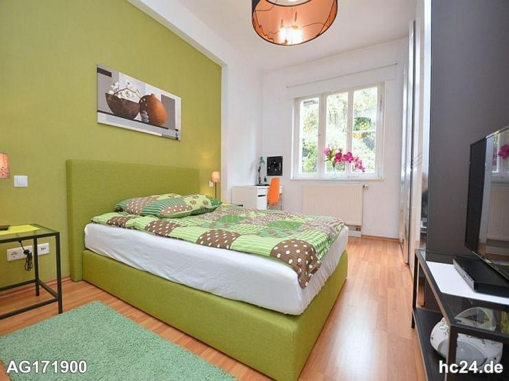 Modern möbliertes Zimmer in Stuttgart Mitte