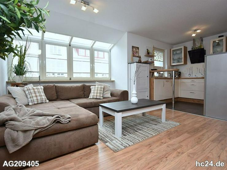 Sonnige, modern möblierte Wohnung mit TG in zentraler Lage in Sindelfingen