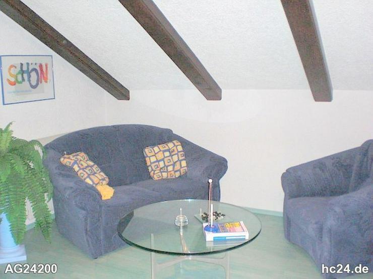 Günstige, gemütlich möblierte Wohnung mit Balkon in Stegaurach, bei Bamberg