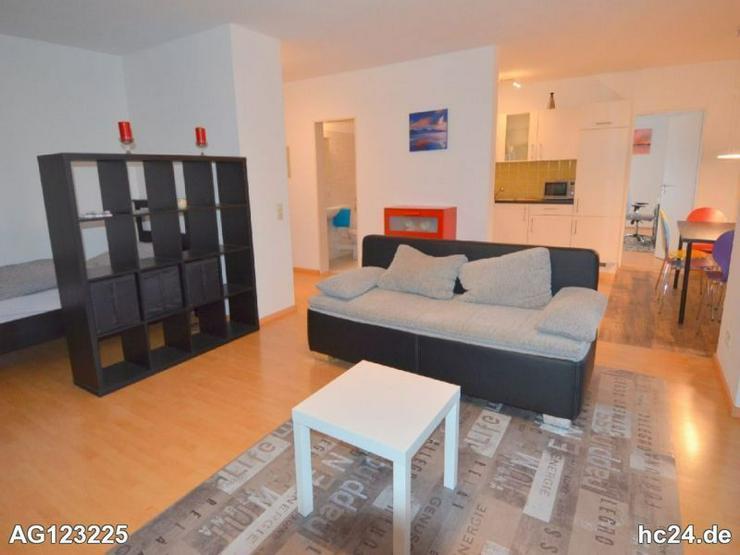 Bild 2: Möblierte 2-Zimmerwohnung in Lörrach-Stetten