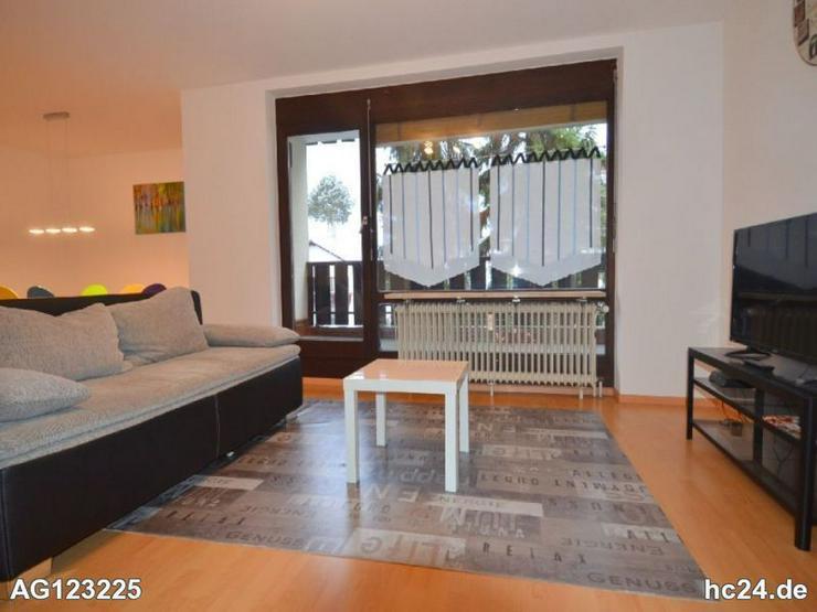 Möblierte 2-Zimmerwohnung in Lörrach-Stetten