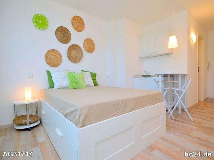 Möbliertes 1-Zimmer-Apartment in Nürnberg/Erlenstegen