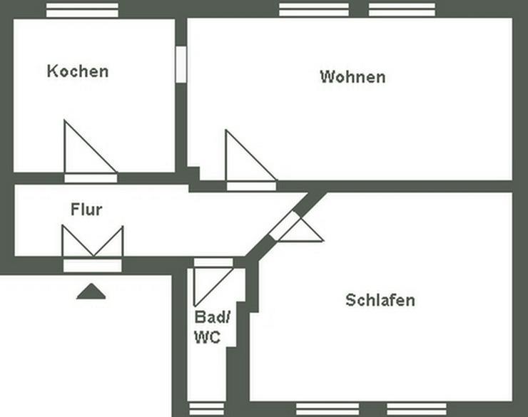 Gemütliche kleine Wohnung!
