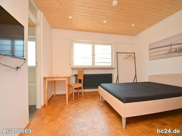 Schön möbliertes WG-Zimmer mit eigenem Bad in Weissach