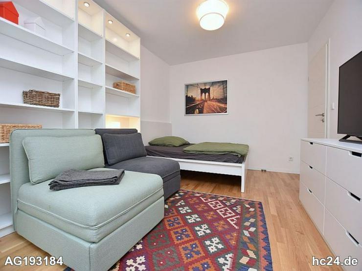 Modern möblierte Wohnung mit Internet in Stuttgart Mitte