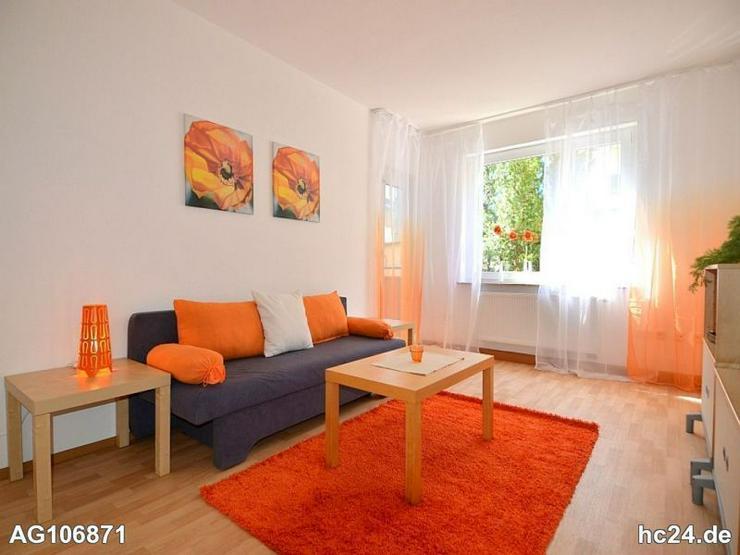 * möblierte Wohnung in Würzburg/ Mainviertel