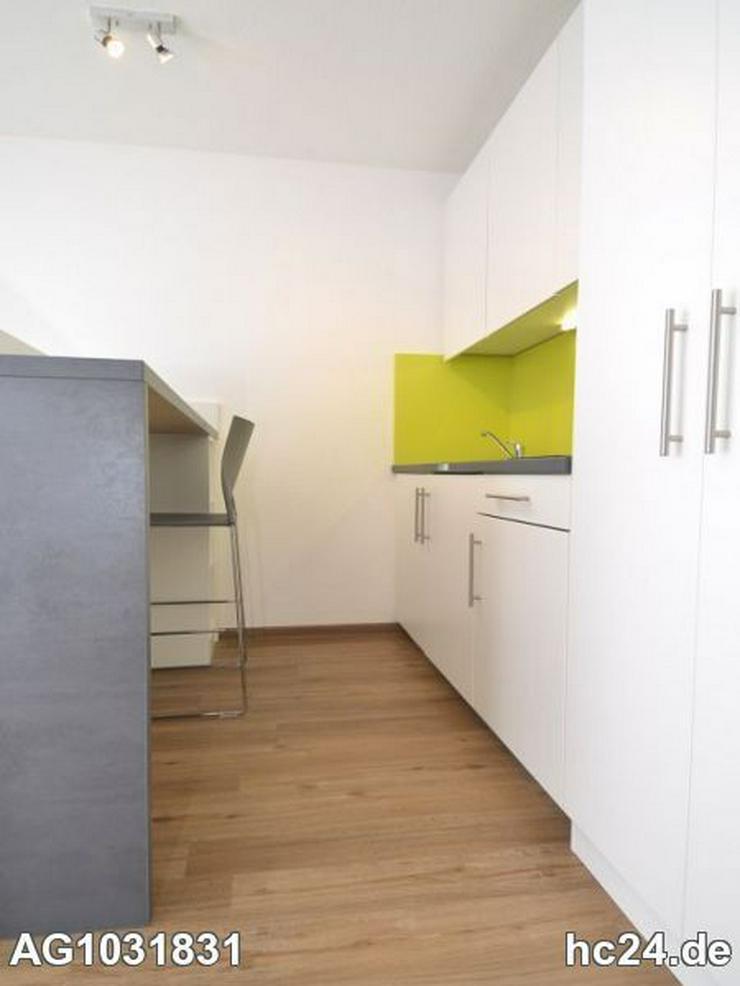 * möbliertes Apartment in Würzburg/Frauenland