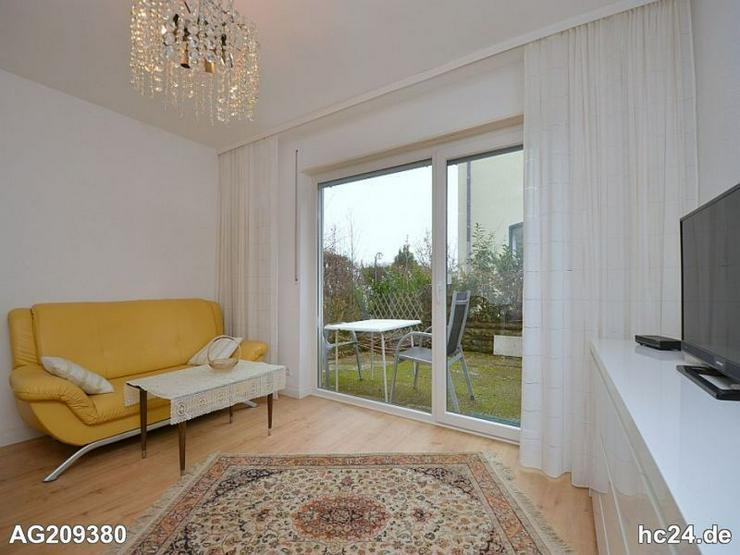 Schön möblierte Wohnung mit Terrasse in Stuttgart Nord, fußläufig zum Hbf (1km)