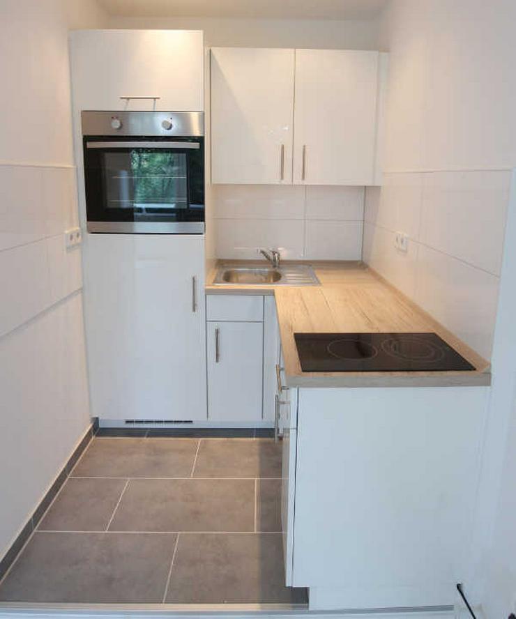 Bild 2: Modernisierte 1-Zimmerwohnung mit Einbauküche