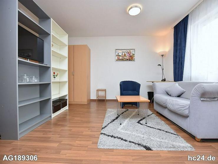 Helle, voll möblierte Wohnung in Stuttgart Bad Cannstatt