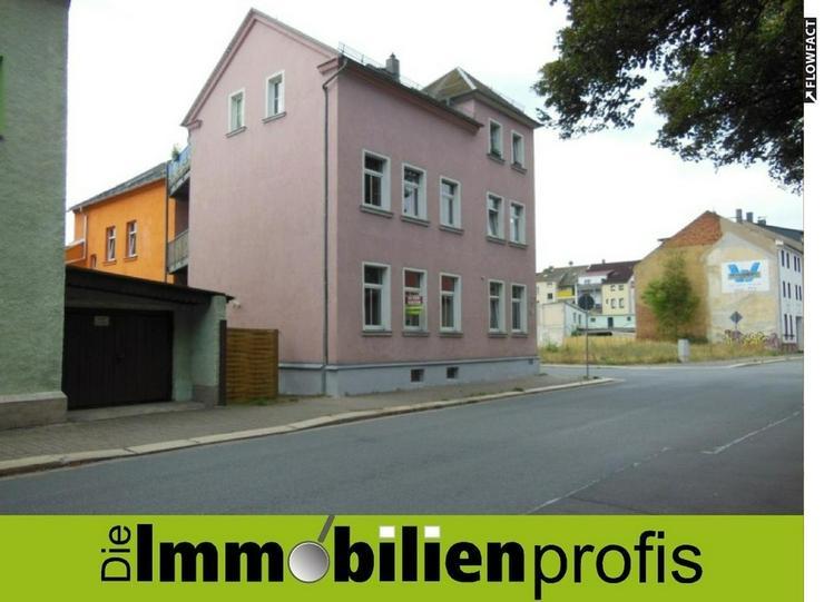 Großzügige 3-Zimmer-Erdgeschosswohnung in Plauen