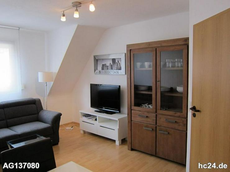 Möblierte Wohnung in Stuttgart Bad Cannstatt/Hallschlag
