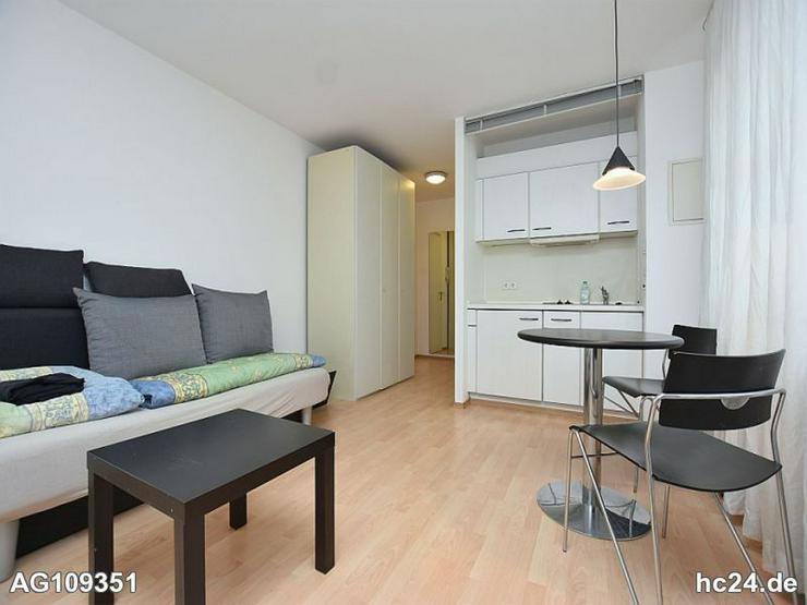 Möbliertes Apartment mit Tiefgarage und Internet in Stuttgart Feuerbach