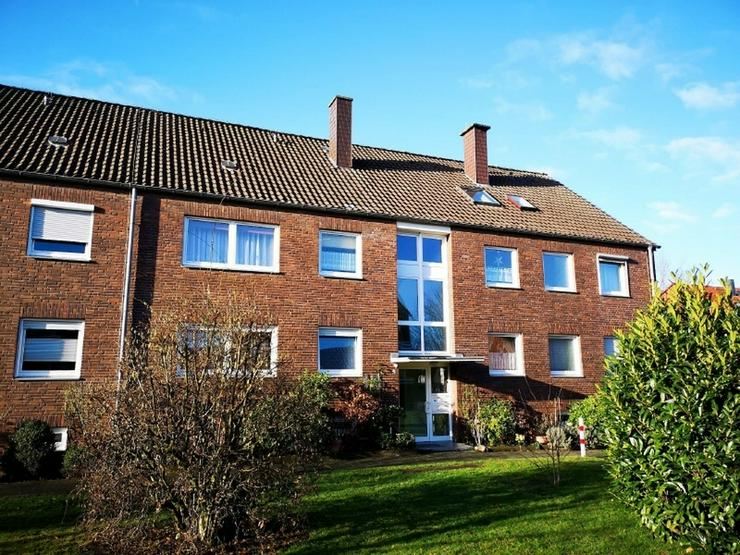 Für Kapitalanleger oder Eigennutzer: Geräumige Drei-Zimmer-Wohnung mit Balkon in Hiltrup...