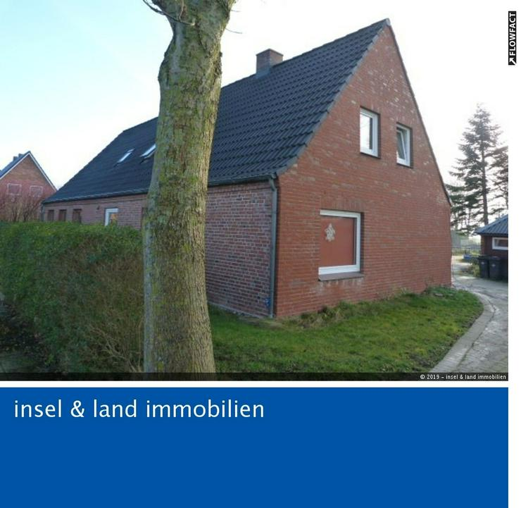 Doppelhaus mit großem Grundstück ca. 4800 m² - Haus kaufen - Bild 1