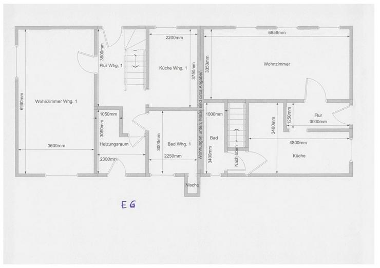 Bild 6: Doppelhaus mit großem Grundstück ca. 4800 m²