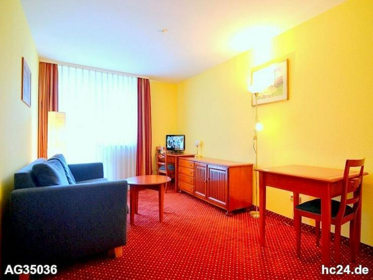 Möbliertes 2-Zimmer-Apartment mit WLAN, Balkon, Sauna und Fitnessraum, in Nürnberg