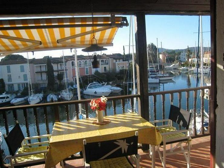 IL Privatverkauf Wohnung Port Grimaud (Alpes Côte d'Azur Frankreich)