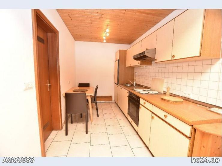 Bild 2: Befristete, möblierte 2 Zimmer Wohnung mit Süd Terrasse in Rauhenzell