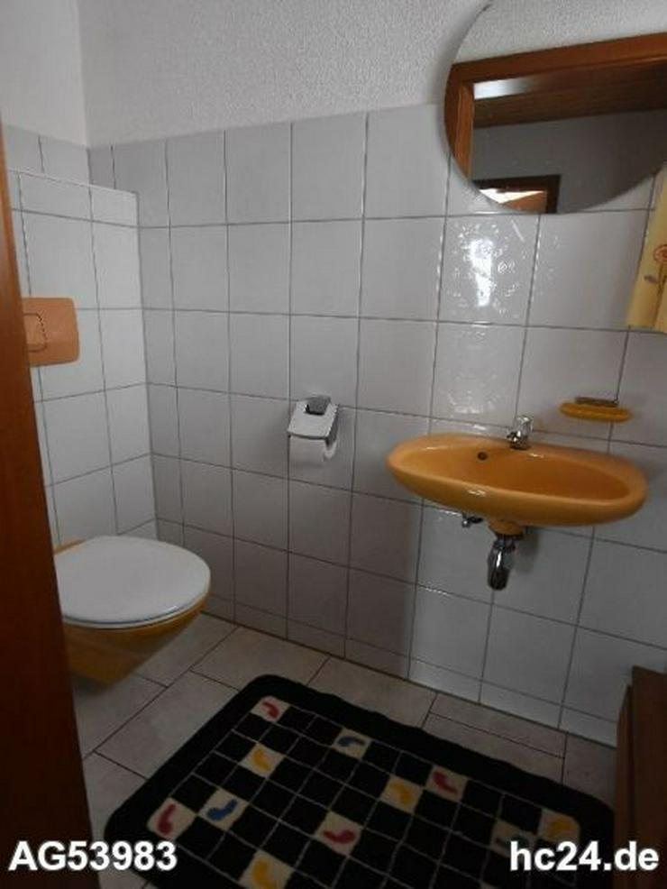 Bild 5: Befristete, möblierte 2 Zimmer Wohnung mit Süd Terrasse in Rauhenzell