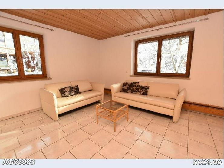 Bild 3: Befristete, möblierte 2 Zimmer Wohnung mit Süd Terrasse in Rauhenzell