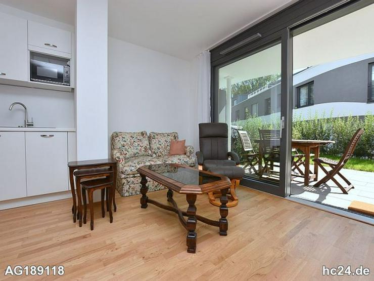 Sonnige, voll möblierte Wohnung mit Terrasse in Stuttgart Dachswald