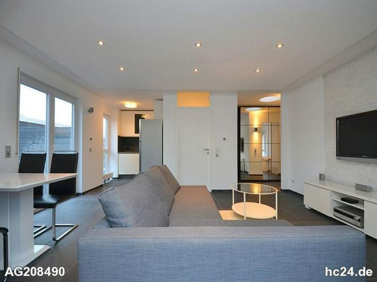 Toll möbliert und hochwertig ausgestattete Wohnung mit Dachterrasse in Ostfildern-Ruit