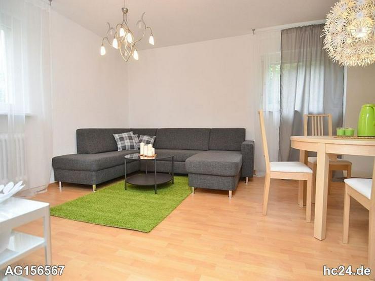 Modern möblierte Wohnung mit kleiner Terrasse in Halbhöhenlage in S-Ost
