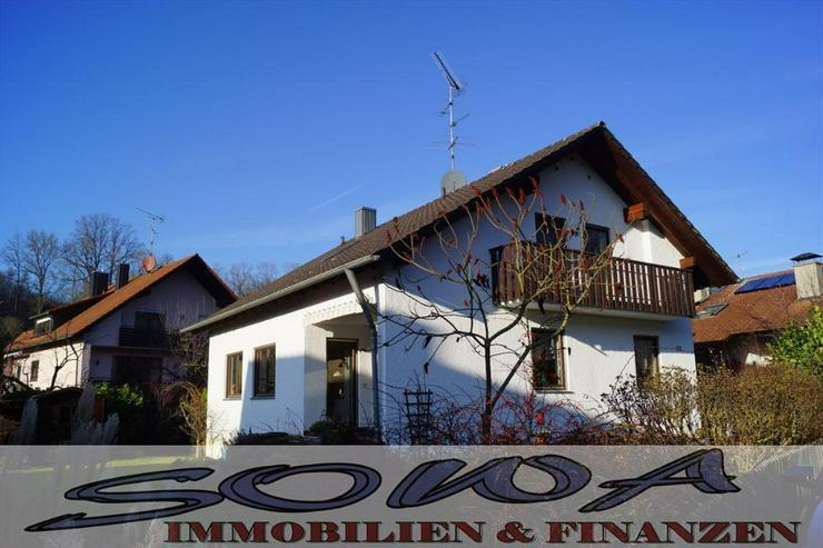 Platz für die ganze Familie - Einfamilienhaus in ruhiger Lage - Stadtnahe mit Garten und ...