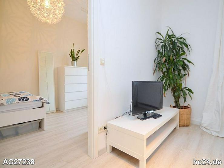 Bild 6: Modern möblierte 2-Zimmer-Wohnung mit WLAN in Nürnberg St.-Johannis