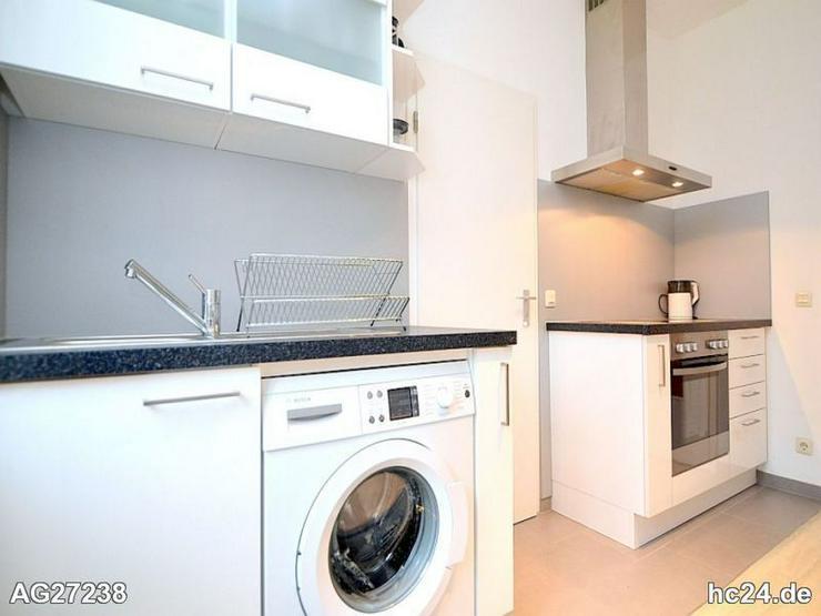 Bild 3: Modern möblierte 2-Zimmer-Wohnung mit WLAN in Nürnberg St.-Johannis
