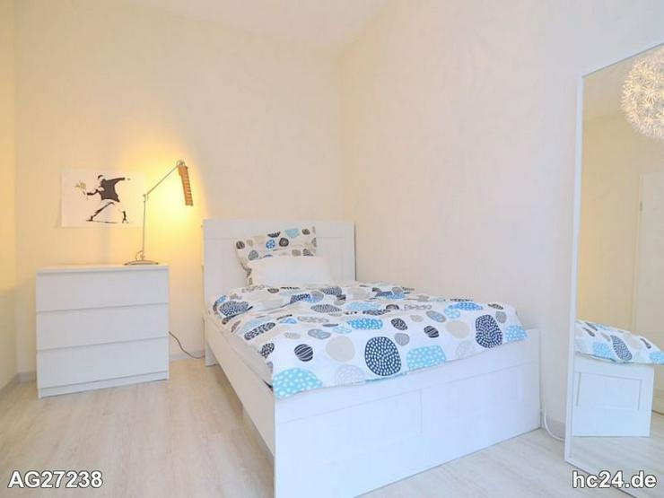 Bild 2: Modern möblierte 2-Zimmer-Wohnung mit WLAN in Nürnberg St.-Johannis