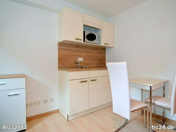 Bild 2: Modern möblierte 1-Zimmer-Wohnung im Nürnberger Süden in Schwarzenbruck