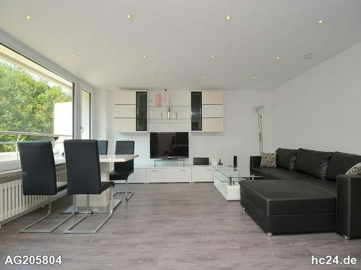 Modern möblierte Wohnung mit Internet und TG-Stellplatz in Stuttgart Asemwald