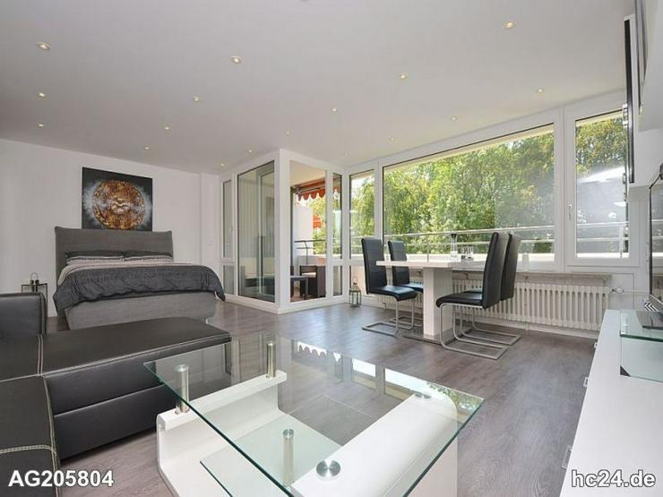 Bild 6: Modern möblierte Wohnung mit Internet und TG-Stellplatz in Stuttgart Asemwald