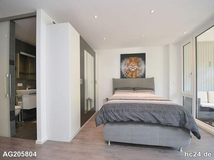 Bild 2: Modern möblierte Wohnung mit Internet und TG-Stellplatz in Stuttgart Asemwald