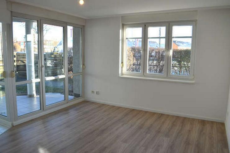 Modernisierte 2-Zimmerwohnung ohne Einbauküche