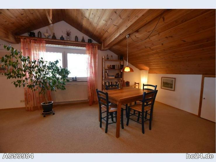 Möblierte 2 Zimmer DG Wohnung in Waltenhofen befristet zu vermieten - Wohnen auf Zeit - Bild 1