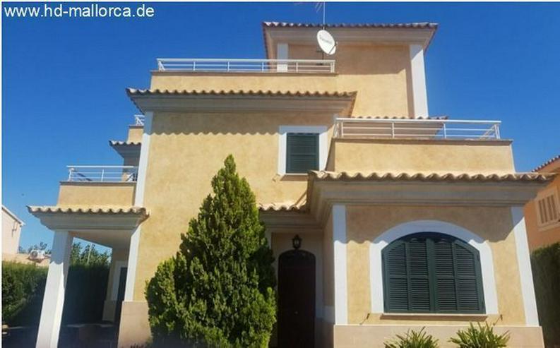 : Ansprechende und hochwertige Villa aus 2006 in Puig de Ros!