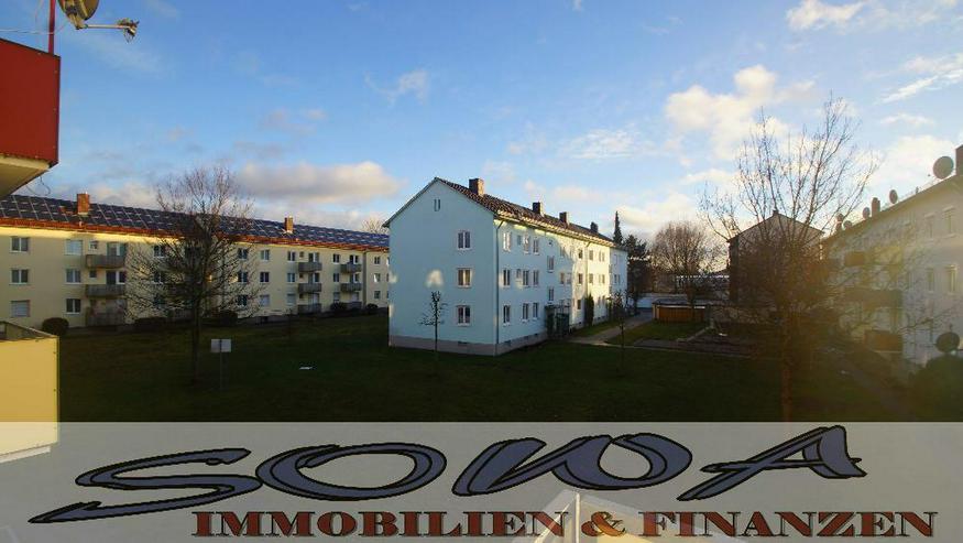 4,5 Zimmerwohnung + 2 Bäder mit Balkon - Ein Objekt von Ihrem Immobilienpartner SOWA Immo...