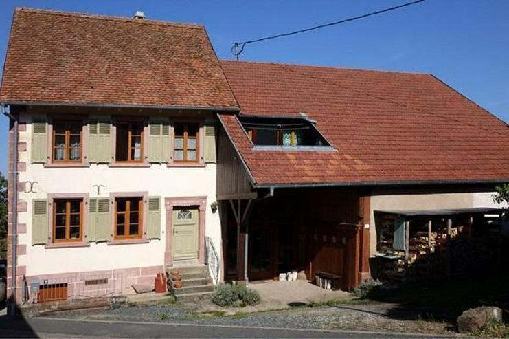 IL Privatverkauf Haus Puberg (Elsass Frankreich)