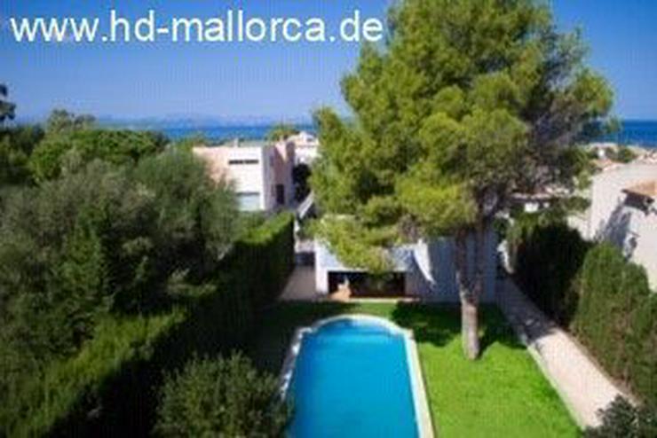 Bild 5: : Die blaue Villa zwischen dem Meer und den Bergen!
