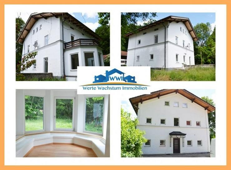 Sanierte Altbau Villa in ruhiger Lage nahe Neuötting zu vermieten?