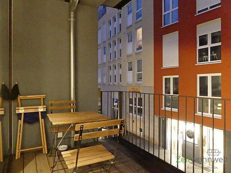 (EF0473_M) Dresden: Wilsdruffer Vorstadt/Seevorstadt-West, möblierte 3-Zi.-City-Wohnung m...