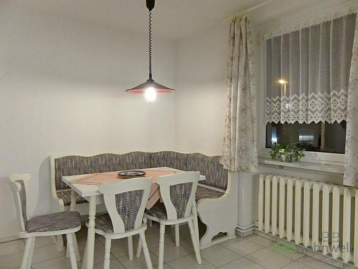 (EF0474_M) Dresden: Hellerau/Wilschdorf, möblierte 3-Zimmer-Etagenwohnung in ruhiger Wohn...
