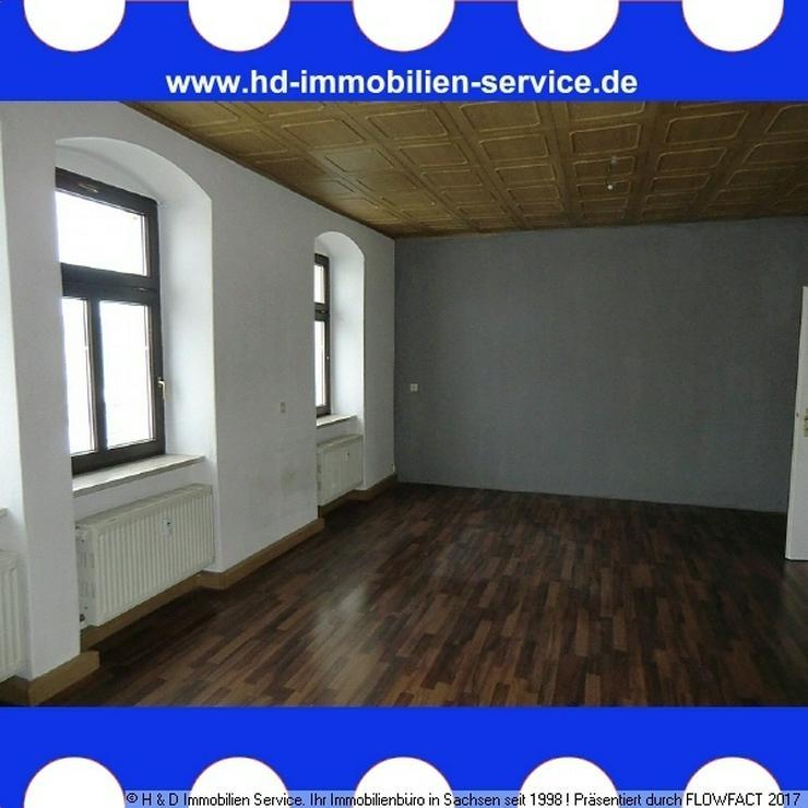 Große Wohnung im Zentrum von Dippoldiswalde gesucht ?